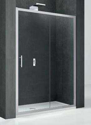 NOVELLINI Kabina Drzwi do wnęki KALI 2P  154-160