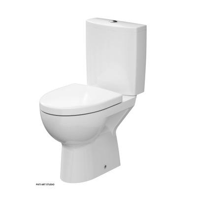 WC misa - CERSANIT KOMPAKT PARVA S NÁBOJOM N / N K27-002