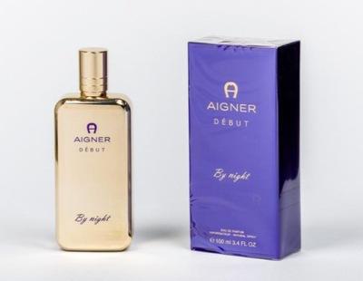 Aigner Debut by Night woda perfumowana 100 ml