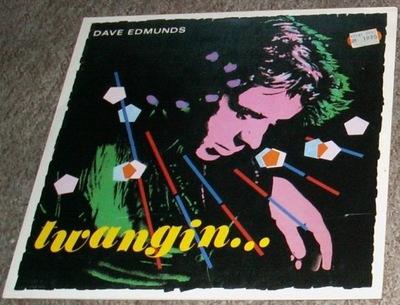 Dave Edmunds - Twangin... - LP Ger. ex+