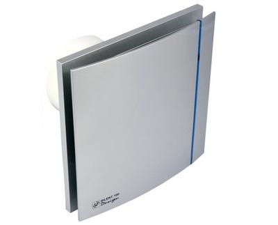 Вентилятор Ванны SILENT 200 CZ SILVER DESIGN