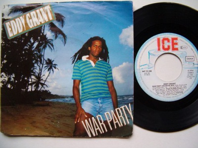 EDDY GRANT - WAR PARTY - SAY I LOVE YOU