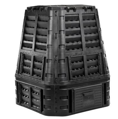 Компостер 650L Черный ECOSMART