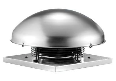 Ventilátor - Strešný ventilátor WD II 150 DOSPEL 600 m3 / h