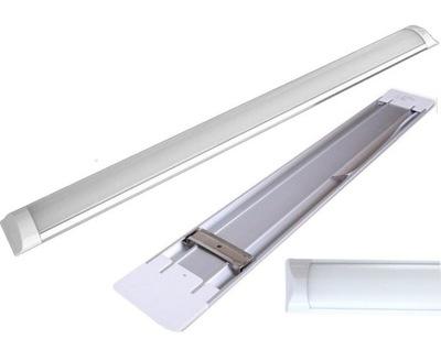 Lampa do warsztatu 120cm panel 40W oprawa ledowa
