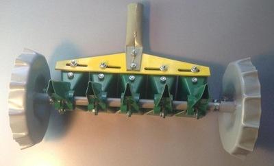 Zestaw  kultywator i siewnik KPA-5 do warzyw