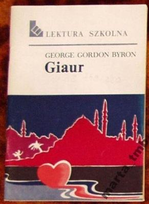 George Gordon Byron, Giaur