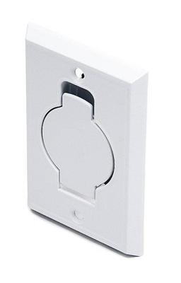 Pätica kovové ŠTANDARDNEJ bielej stene cleaner
