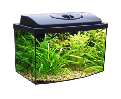 аквариум 30л профиль+ замок +FULL комплект + подарки