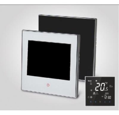 Izbový termostat Touchme TM2001GBS2LB, 16A