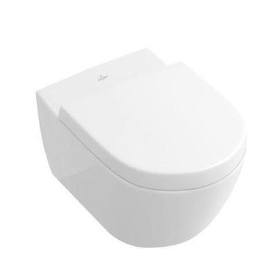 WC misa - Villeroy Subway 2.0 záchodová misa závesné 56.5x37 White