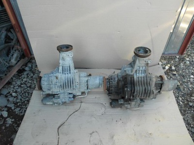 AUDI A4 A5 A6 A7 A8 DIFERENCIAL EJE MBV
