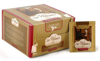 Сэр Уильямс Tea Ceylon Gold 50tb