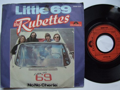 THE RUBETTES - LITTLE 69 - NO NO CHERIE