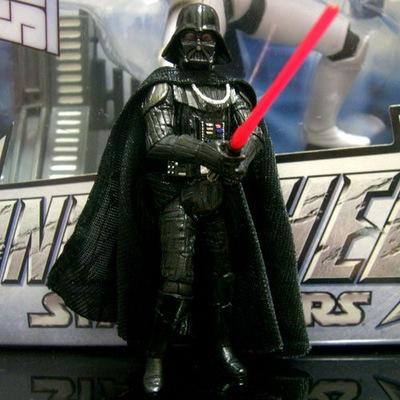 figurka star wars Force Unleashed DARTH VADER