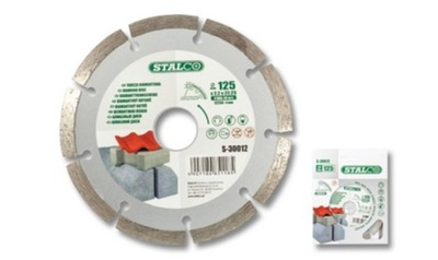 Rezací kotúč - DIAMOND BLADE 125mm S-30012 STALCO