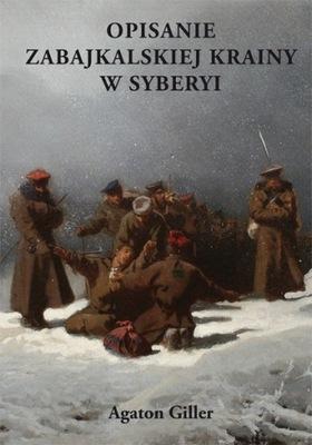 Opisanie Zabajkalskiej Krainy Syberia Giller kompl