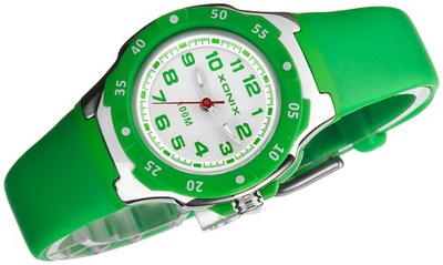 Analogowy Zegarek Dziecięcy XONIX Dla Chłopca