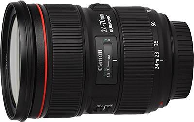 PasazFoto Canon EF 24-70 mm f/2.8L II USM FV 23%