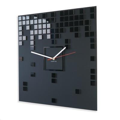 Большой часы настенный тихий HARMONY 50см на стену 3d