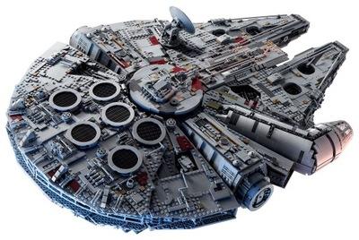 LEGO STAR WARS Sokół Millennium 75192