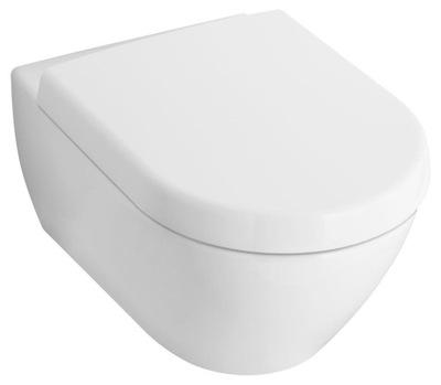 WC misa - Villeroy-Boch Metro 2,0 toaletná závesná misa 48 cm