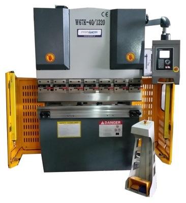 40T/1320mm ohýbanie s CNC DEL DA-41