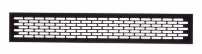 клетка ВЕНТИЛЯЦИИ алюминиевая 80 черная