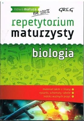 BIOLOGIA REPETYTORIUM MATURZYSTY GREG