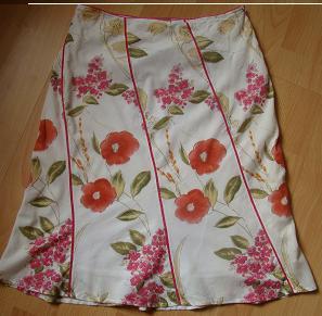 spódnica w maki