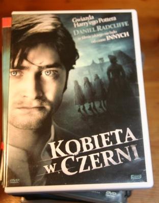 KOBIETA W CZERNI     DVD