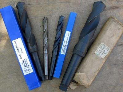 Wiertło do metalu NWKc 57 HSS BAILDON BHH DIN 345