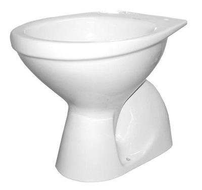 WC misa - WHOLE IDOL MIDDLE MYŠE STÁLE VERTIKÁLNY VÝSTUP