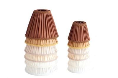 Svietidlo - tienidlo - Stylowy, retro abażur, klosz na lampkę. Producent
