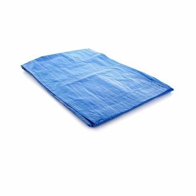 плахта ТЕНТА 4х6 синяя Усилители 75 Г/м2