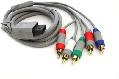 Kabel Component do Nintendo Wii ! Jakość obrazu !