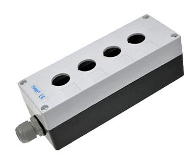 Kazeta kontroly BP04 white pod 4