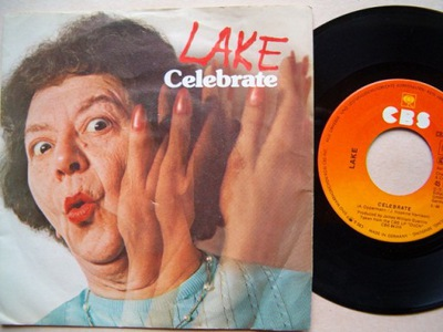LAKE - CELEBRATE - OUCH!
