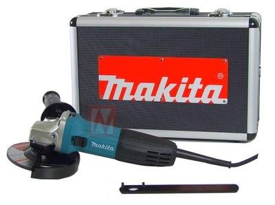 Brúska - Uhlová brúska MAKITA GA5030 R Kufor 3LATA GW