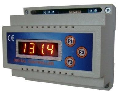 Prietokomer kvapalinou 1/2 3/4 1 5/4 LED Driver