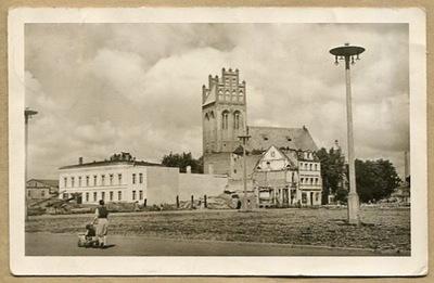 ДАРЛОВО -- Рынок - 1956