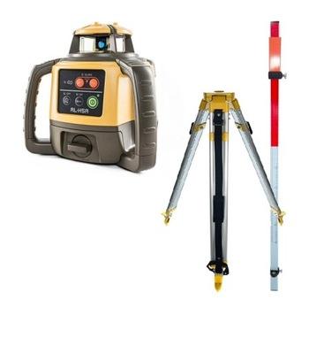 Vyrovnanie rotačné laserové Topcon RL-H5A