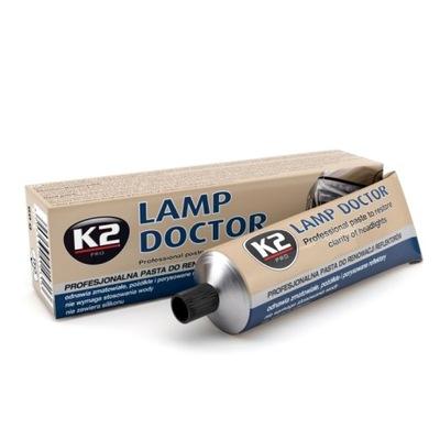 K2 LAMP DOCTOR PASTA DO USUWANIA RYS Z REFLEKTORÓW