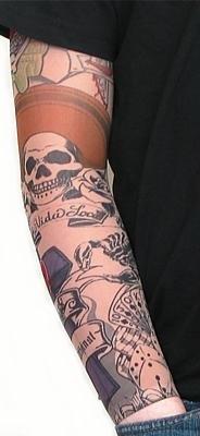 R91 Rękaw Tatuaż Z Tatuażem Slevee Tattoo 2szt Kpl 6916603413