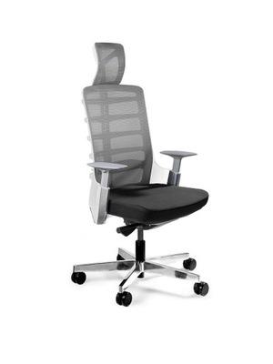 Ergonomické sedadlo úrad VYSOKÉHO Spinelly white