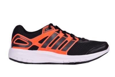 Adidas Buty Biegowe Duramo 6M (Czarno Pomaraczowe)