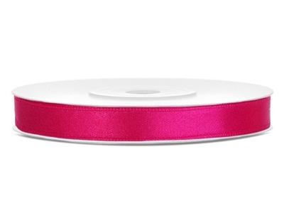 ленточка 6мм Лента розовая лапша / лента Атласные
