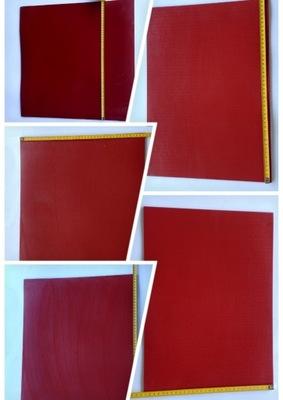 PŁYTA SILIKONOWA silikon czerwony #4 310x430
