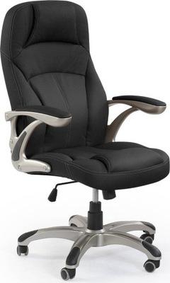 Stoličky CARLOS čierna kancelárska stolička, podstavec tilt