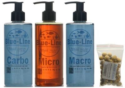 Blue-Line Полный комплект ??? удобрений СО2